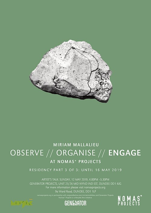 Observe // Organise // Engage